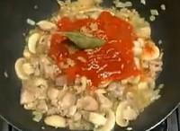 超正宗日式蛋包饭的做法 步骤14