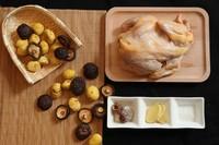 栗子香菇炖鸡汤的做法 步骤1
