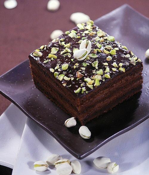 尊享布朗尼蛋糕