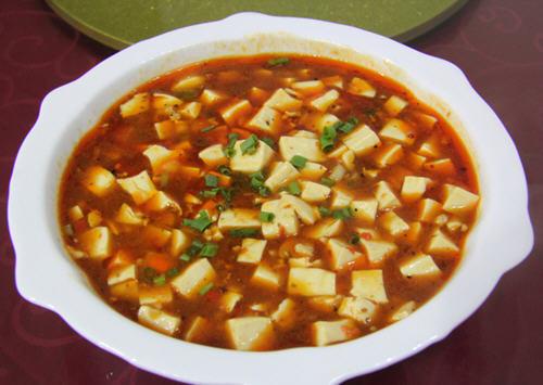 麻婆豆腐的起源和历史典故