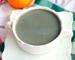 黑芝麻豆浆(豆浆机版)