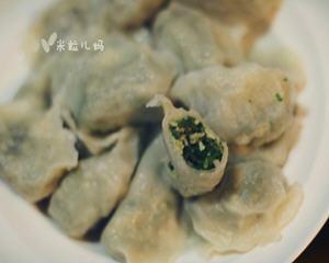 荠菜素饺子