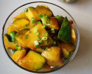 七叶瓜焖土豆