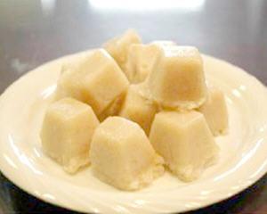 金针菇冰块(减肥瘦身)