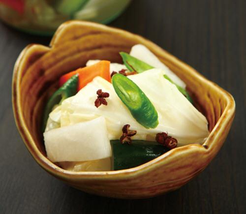 高丽菜做泡菜5种不同风味的简单做法