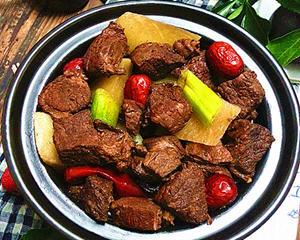 羊肉萝卜火锅