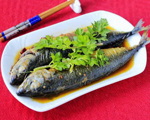 年年有鱼的红烧鲅鱼