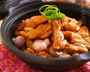 红葱头焗鸡(大吉大利年菜)