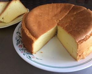 烫面戚风蛋糕的简单做法