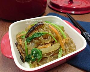 简易版韩式杂菜