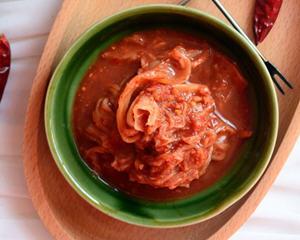 一天就能吃的韩式泡菜