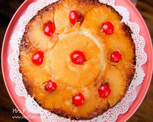 反转凤梨澳门美高梅国际娱乐平台Pineapple Upside-down Cake
