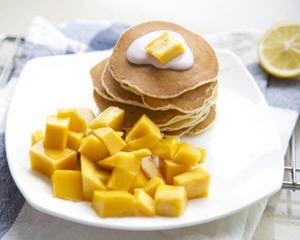 麦当劳的pancake热香饼