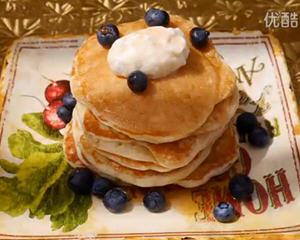 麦当劳的pancake热香饼视频