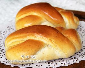 全麦葡萄干面包中种法
