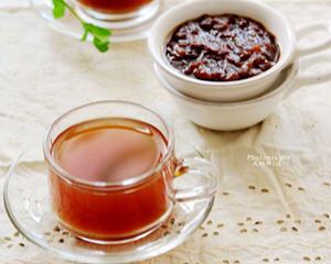 气血双补的红枣桂圆茶