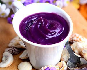料理机做紫薯羹