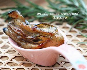 莳萝煎生蚝