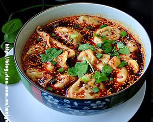 西安酸汤水饺
