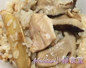 麻油鸡饭电锅版