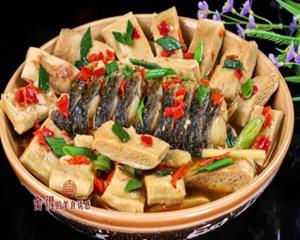鱼香灌汤豆腐视频教程