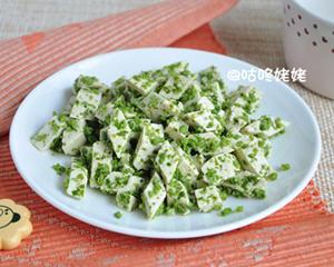 鲜香椿拌豆腐