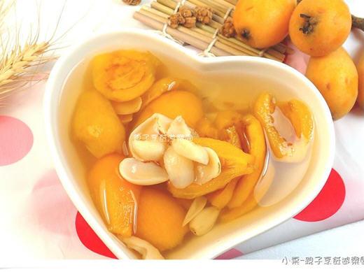 枇杷炖猪肉的罐头_图解做法炖土豆煮好喝红烧百合枇杷烩百合图片