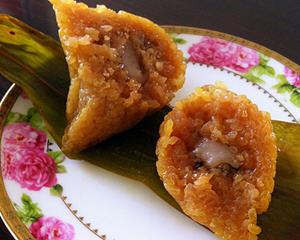 嘉兴肉粽子的做法和配料