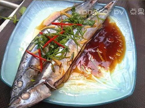 秋刀鱼可以清蒸吗