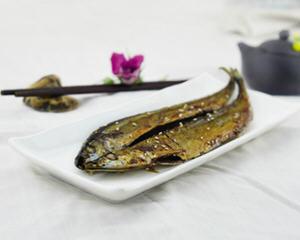 酱烤秋刀鱼