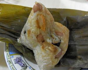 好吃传统南部水煮粽子