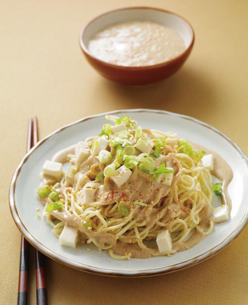 清爽开胃的日、韩、南洋凉面酱汁配方和做法