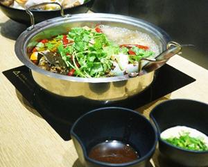 清汤鱼火锅
