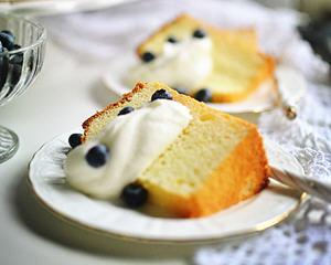酸奶戚风蛋糕厨师机版