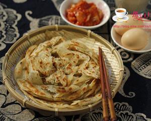 武汉原味葱香手抓饼