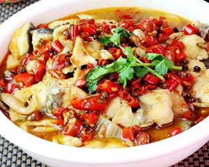 四川酸菜鱼最正宗的做法