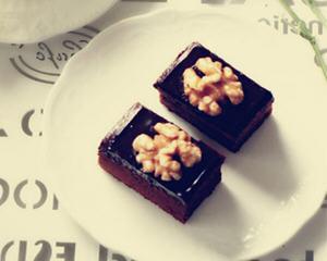 榛果巧克力戚风蛋糕