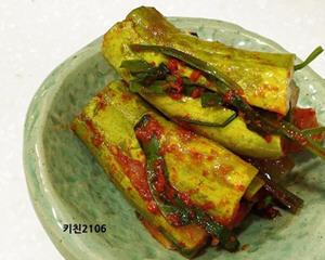 韩式小黄瓜泡菜
