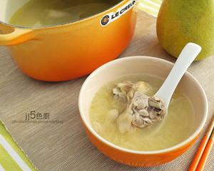 文旦柚子鸡汤