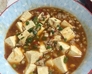 酒香麻婆豆腐