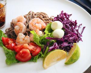 荞麦面沙拉(减肥瘦身)