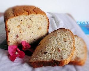 葱香火腿面包面包机版