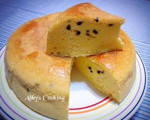 百香果蛋糕电饭煲版