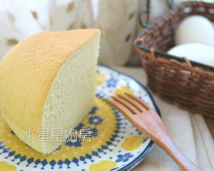原味的电饭锅蛋糕