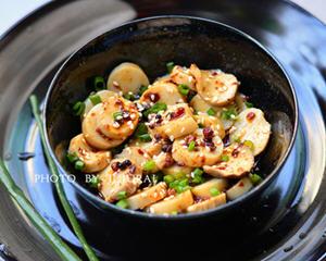 凉拌杏鲍菇的简单做法