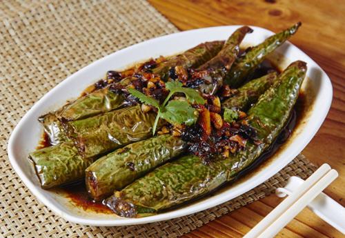 虎皮青椒是什么地方菜系