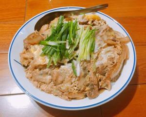 零失败的日式鸡肉井饭