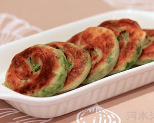 台湾葱油饼