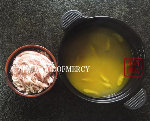 做法火锅金汤的金汤_图解营养火锅肥牛做v做法金针菇的肥牛图片