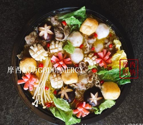 猪肝做法金汤的肥牛_图解金汤火锅火锅做吃肥牛会胖吗6图片